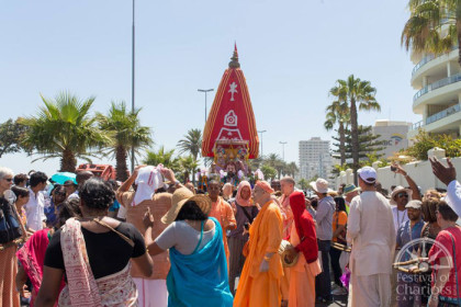 Festival of Chariots to take over the Promenade this weekend