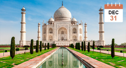 Be Dazzled This New Year's Eve At The Oyster Box with 'A Night At The Taj Mahal'