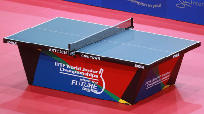 SA hosts World Junior Table Tennis Championships for the first time