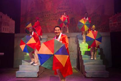 The Baxter's festive season programme promises to entertain