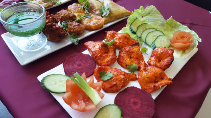 Discover an authentic Indian dining experience at Moksh