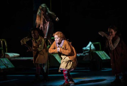 Zesty, must-see 'Annie' worms its way into one's heart