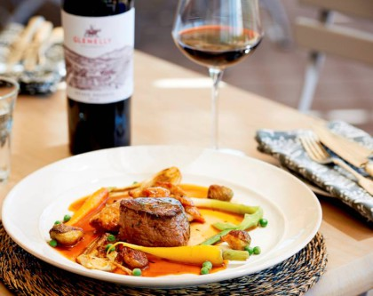 Glenelly: Traditional French fare with an SA twist