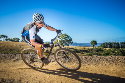 Twenty four hours of mountain biking in the Elgin Valley