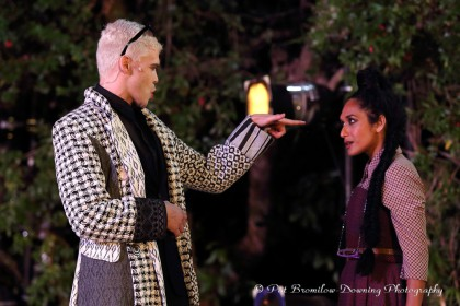 Hyland gives an African twist to Shakespeare's 'Twelfth Night'