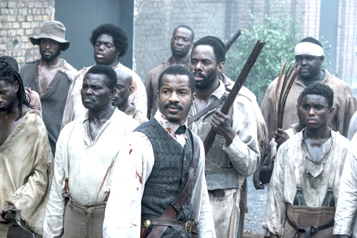 A scene from Birth of a Nation