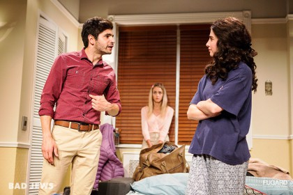 Smash hit comedy – Bad Jews -still leaving aching bellies in its wake