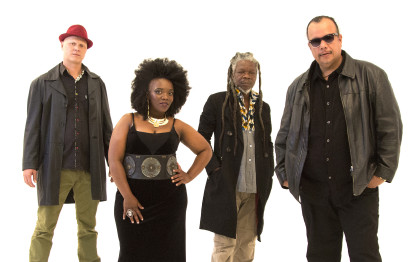 Watch local band Black South Easter for nada at V&A Waterfront