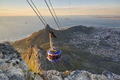 Table Mountain Cableway's Sunset Specials returns