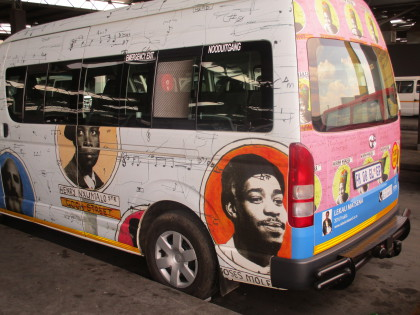 SA Taxi Foundation Art
