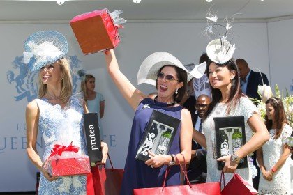 Even more glamour & horse racing excitement as L'Ormarins Queen's Plate adds extra day