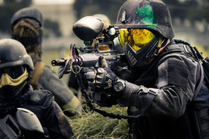 Become a part of the storied history of paintball in Cape Town