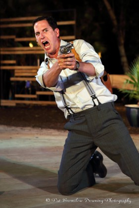 Geoff Hyland gives an African twist to Shakespeare's Twelfth Night
