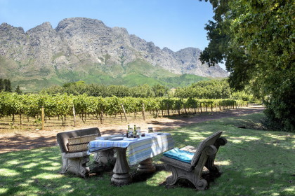 Holden Manz: Sensational seasonal cuisine awaits in Franschhoek