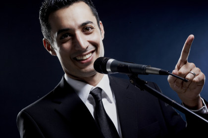 "Life only just starting for the ""Comedy Doctor"" – Riaad Moosa"