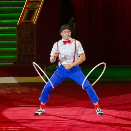 Moscow Circus comes to Durban