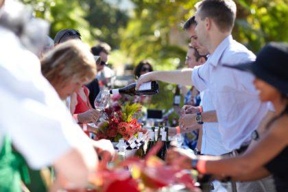 Local produce at Constantia Wine Estate