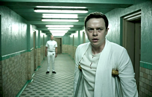 Dane DeHaan in a scene from A Cure for Wellness