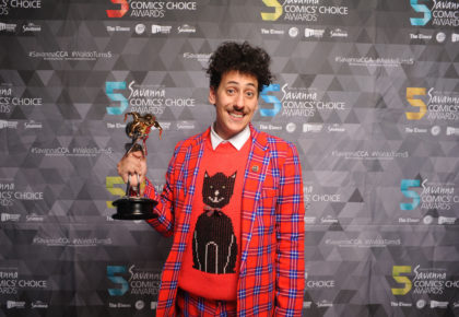 Velvet Room beckons comedy lovers at Suidoosterfees