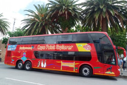 Hop on City Sightseeing's new Cape Point Explorer