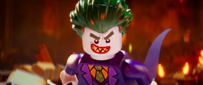 Global hit LEGO BATMAN MOVIE hits the local big screens this week