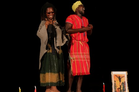 The Holy Plan B to feature at Zabalaza Theatre Festival at the Baxter Theatre