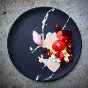 Chef Czarnecki rises to the challenge at Waterkloof