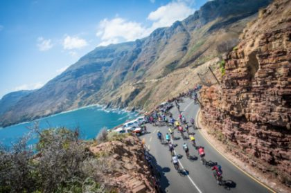 Cape Town Cycle Tour 2017