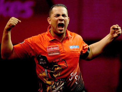 Top darts players to vie for Last Man Standing status