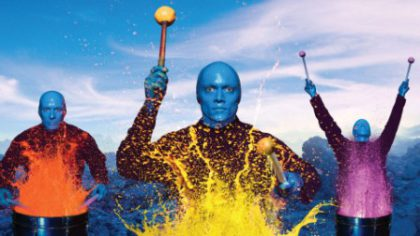 Blue Man Group bringing their magic to Cape Town