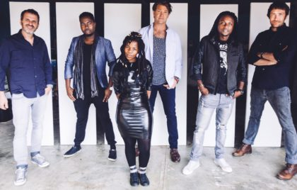 SA music icons join forces
