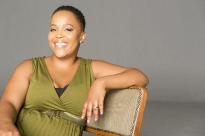 Tumi Morake the Queen of comedy live in Cape Town
