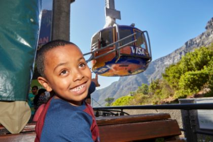 Kidz Season returns to the Table Mountain Aerial Cableway