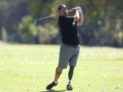 SA Disabled Golf Open defending champ chomping at the bit
