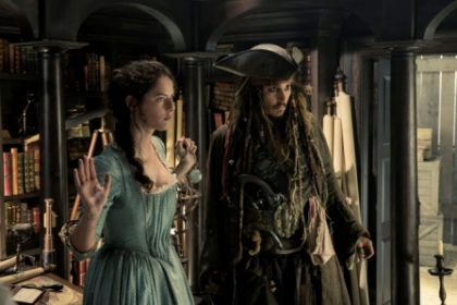 Pirates of the Caribbean:Salazar's Revenge opens