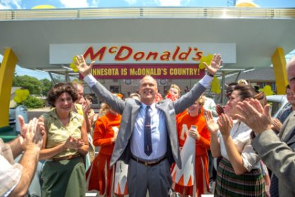 The Founder reveals the McDonalds story