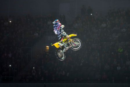 Travis will be coming to SA with the Nitro Circus Live.