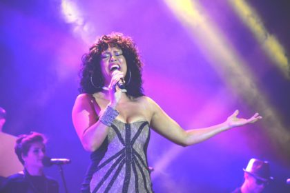A night out with Whitney Houston in Cape Town