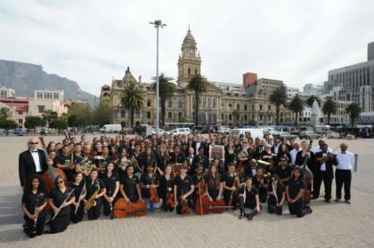 Cape Town Philharmonic in Grahamstown