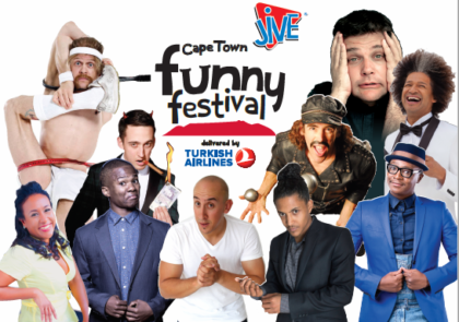 Cape Town Funny Festival is back