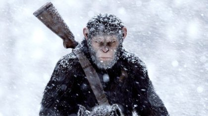 War for the Planet of the Apes opens this week
