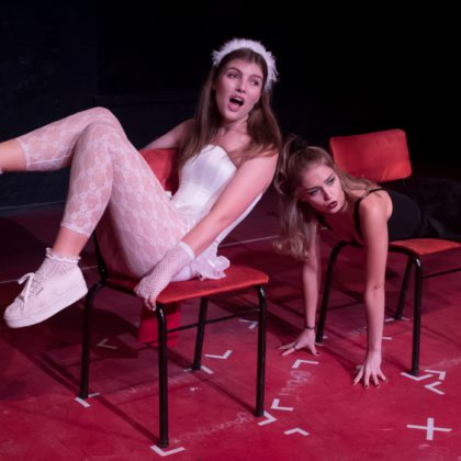 A feminist cabaret out to make dads cry
