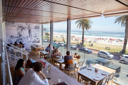 An absolutely fab Camps Bay eatery that gets the food right