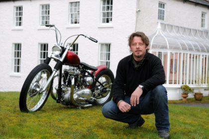 Adventurer Charley Boorman comes to Grandwest