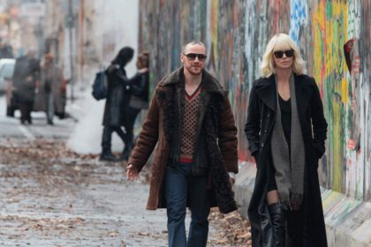 Charlize Theron returns in Atomic Blonde