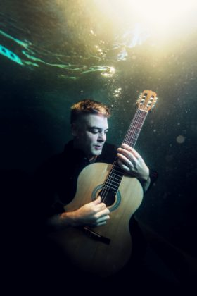 Local guitar icon James Grace gets Chilled on latest album release
