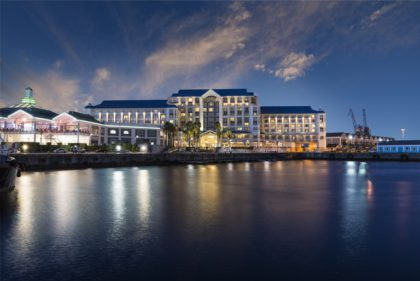 The Table Bay Hotel steps up efforts to save water