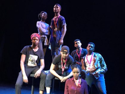Baxter Theatre and The Fall wins prestigious Scotsman Fringe First Award