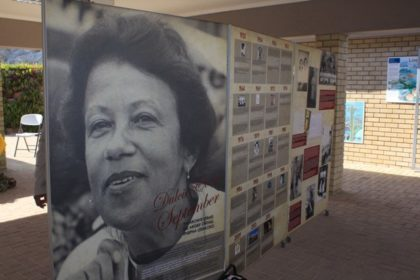 City exhibition celebrates life of Dulcie September