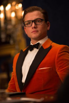 Kingsman The Golden Circle opens this week